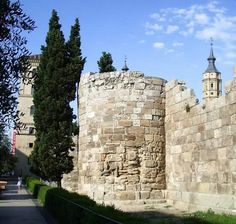 Murallas Romanas, Zaragoza