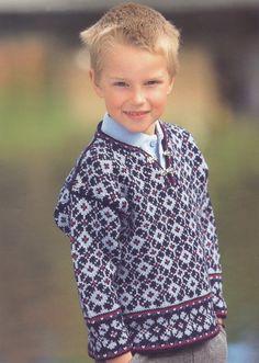 Dale Garn Norway - 12504 - Sondre (ages 1 - 8)
