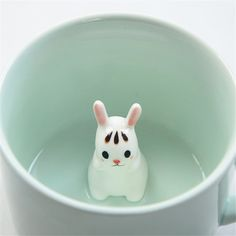 ZaH Coffee Mug Cute Animal Inside Cup Cartoon Ceramics Figurine Teacup Christmas Birthday Gift for Boys Girls Kids - Party Office Morning Mugs for Tea Birthday Cup, Birthday Gifts For Boys, Christmas Birthday, Men Coffee, Coffee Mugs, Animal Mugs, Cool Gifts For Women, Mugs For Sale, Christmas Coffee