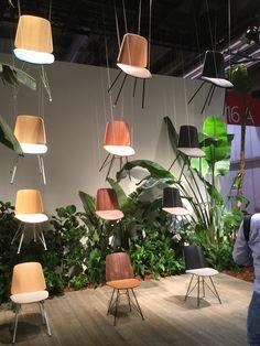 Vu par l'équipe Mobilia au Salone del Mobile de Milan. | Seen by the Mobilia team at the 2016 Milan show.