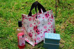 tuto lunch box sac pique nique gratuit facile couture