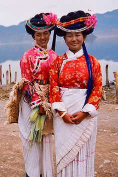 """By the time Mosuo girls reach the age of 13, they are given the freedom to choose their boyfriends from within the tribe. In addition, it is perfectly normal for adult women to have several boyfriends or """"companions"""" throughout their lifetime."""