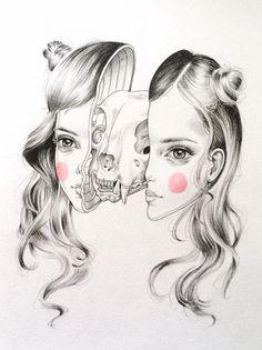 """Julie Filipenko """"Cat Girls Don't cry"""""""