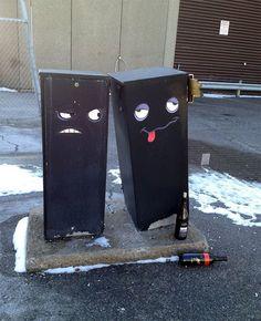 Milý vandalizmus, za ktorým stoja tie najkreatívnejšie duše na svete