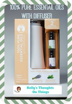 Holiday Gift Idea~ Gurunanda Diffuser with oils