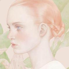 hsiao ron cheng | de pinturas e ilustrações da artista taiwanesa Hsiao Ron Cheng ...