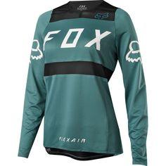 f62552d7cc Fox Racing Flexair Jersey - Women's | Competitive Cyclist Mountain Bike  Clothing, Mountain Bike Jerseys
