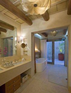 Nice bathroom lamp, Nice bottom drawers
