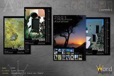 """Linea Futura - Calendario """"Le isole del vento"""""""