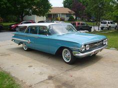 '60 Chevrolet Nomad Station Wagon