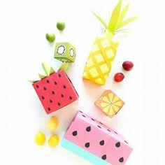 Fruit present wrap