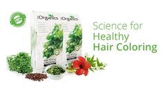 Science for Healthy Hair Coloring Herbs from Himalayas & Recipe from Ayurveda