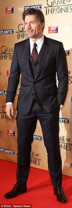 The King Slayer: Nikolaj Coster-Waldau plays one of the key roles, Jamie Lannister...