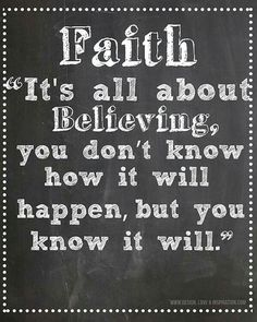 Faith is to believe what you do not see; the reward of faith is to see what you believe Daily Motivational Quotes, Great Quotes, Inspirational Quotes, Positive Quotes, Fabulous Quotes, Positive Vibes, Having Faith Quotes, Quotes To Live By, The Words