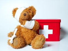 Great tips on how to stock a first-aid kit.