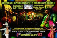 Carnaval Brasileiro | The Twin Cities Largest Brazilian Festival Brazilian Buffet, Vip Tickets, Twin Cities, Masquerade, Artist, Movie Posters, Seaside, Brazil
