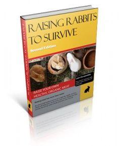 Raising meat rabbits  book
