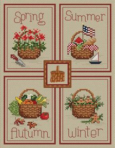 Sue Hillis Designs - Cross Stitch Patterns & Kits (Page 2)