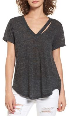 Simple Tee with a little pizzazz... and the price is awesome!