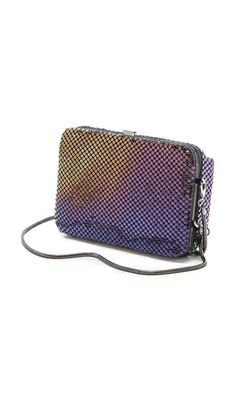 Whiting & Davis Framed Wallet with Phone Case and Optional Crossbody Chain #shopbop