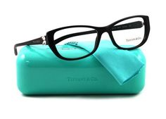 Tiffany & Co. Eyeglasses. If I had to wear glasses I would wear these.