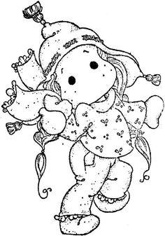 Winter Wonderland 2013 - In The Snow Scarf Tilda: