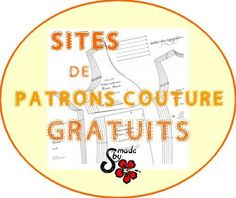 Sites de patrons de couture gratuits