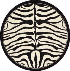Safari Beige Area Rug