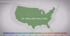 The issue of wealth inequality in the United States is well known, but this video shows you the extent of that inequality in dramatic and graphic fashion.