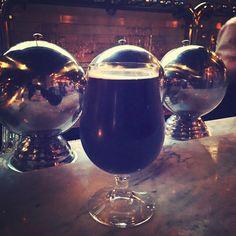 This funky & sour stout has subtle notes of dark fruit - Samuel Adams Kosmic Mother Funk by @boston_beer  #samueladams #kosmicmotherfunk #pennsylvania6 #craftbeer