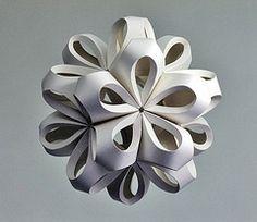 dodecaèdre papier modulaire