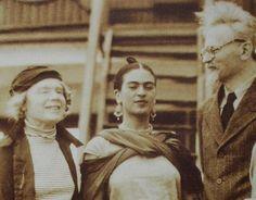 FRIDA KAHLO ... NACIÓ UN 6 DE JULIO DE 1907 - BELLA POR FUERA Y POR DENTRO EL RINCÓN DE MIS DESVARÍOS