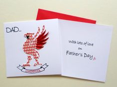 Sunflower Cards, Red Envelope, Fathers Day Cards, Beautiful Artwork, All Print, His Eyes, Quilling, Birthday Cards, Feather