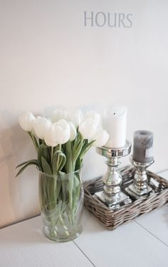 Riviera Maison Mason Jar Wall Sconce, Wall Sconces, Coffee Table Vignettes, Rustic Mason Jars, White Tulips, Rustic Wedding Centerpieces, Cottage Style, Interior Inspiration, Decor Styles