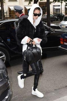 #bellahadid #fashion #chic