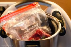 Sous vide im Thermomix