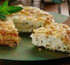 Τυροπιτάκια χωρίς φύλλο στο φούρνο   Συνταγές - Sintayes.gr Feta, Sushi, Cross Stitch, Ethnic Recipes, Punto De Cruz, Seed Stitch, Cross Stitches, Crossstitch, Punto Croce