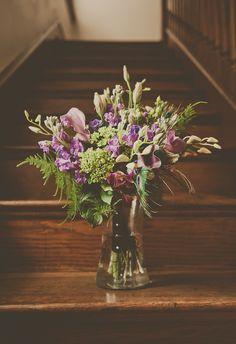 Purple wedding flowers Sodus Bay NY. Syracuse- http://kastylephotography.net