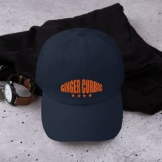 Golden Retriever Is My Co Pilot Embroidery Embroidered Structured Hat Cap