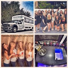 Charleston Beach Bachelorette Party. Carolina's Executive Limo Line Limousine & Party Bus Service. 843.564.3456 http://www.celimoline.com/bachelorette-party-limo-charleston-sc