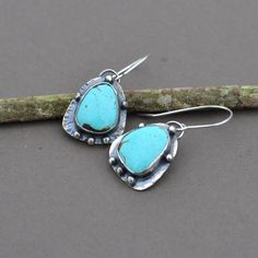 A personal favorite from my Etsy shop https://www.etsy.com/listing/493584991/sterling-silver-and-kingman-turquoise