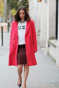 sabfashionlab-fashion-blog-mode-chanel-fuck-sweater-pink-coat-trend-2