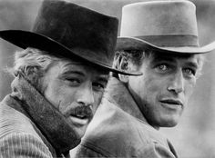 Buch Cassidy and Billy the Kid