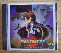 Neo Geo CD Japanese : The King Of Fighters' 97 CLICK THE FOLLOWING LINK TO BUY IT ( IF STILL AVAILABLE ) http://www.delcampe.net/page/item/id,0370817834,language,E.html
