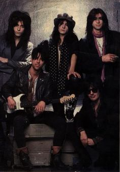 It's L.A. Guns, old school style.. lost count of how many times I have seen the new version (with Phil and Steve).. but, every time I have, it's been worth the price. :)