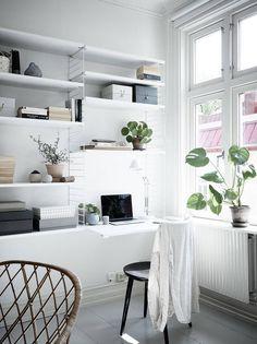 Gravity Home — Scandinavian apartment | photos by Jonas Berg for...