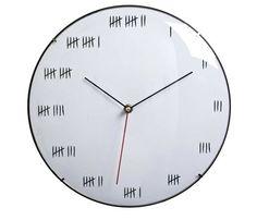 Alcatraz Wall Clock.