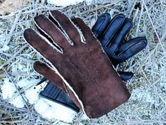 Gloves | 10 Pieces of Style that proves Winter = Awesome by Dappered.com