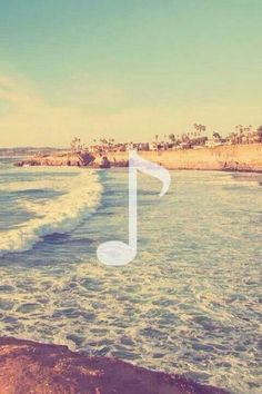 Earth has music for those who wanna hear♡