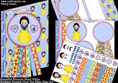 A pretty, fun and versatile kit which can be made for all ages. The kit incudes 3 sheets. Sheet 1 is the 'over the edge' card front and matching insert.    Sheet 2 has the rosette decoupage layers, with the option of using the princess or a blank rosette for your own design and a choice of side ribbons.    Sheet 3 has decoupage and lots of ribbons to add to the rosette or use on other craft projects. Also included are hearts with ages, wording and blank hearts for your own decoration...